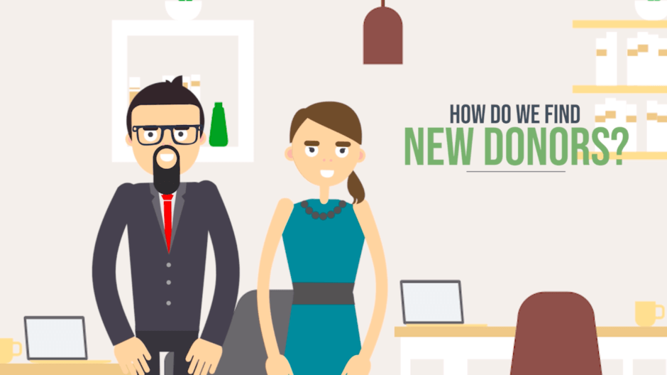 How Do We Find New Donors? - DonorFarm