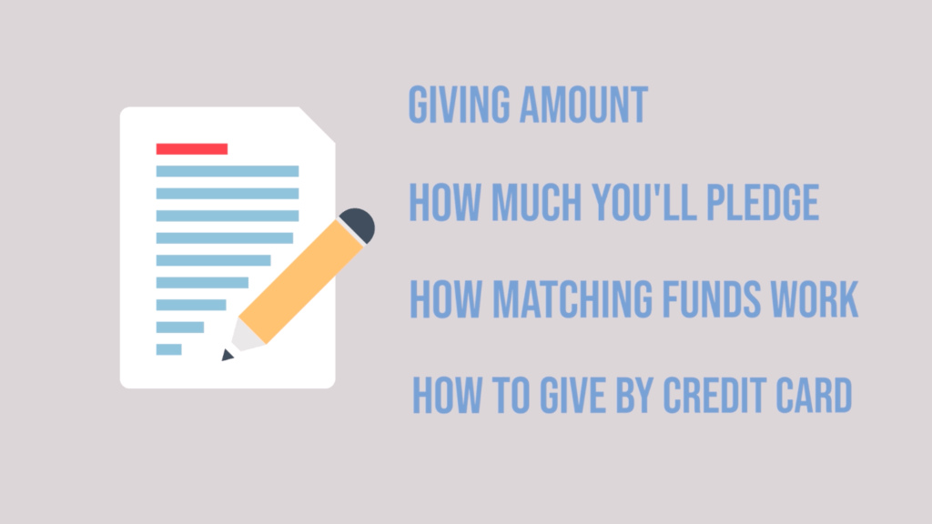 Remember Your Giving Checklist - DonorFarm