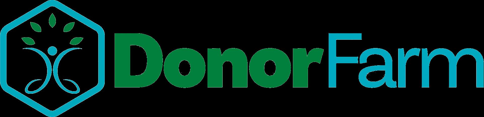 DonorFarm logo